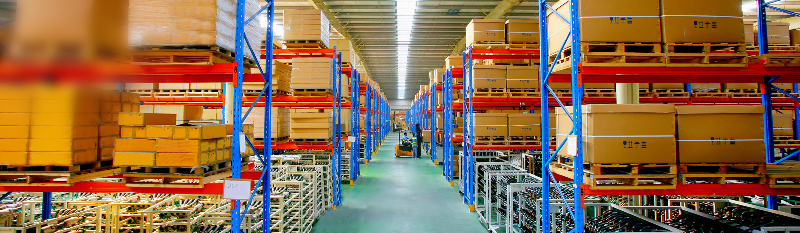 warehousing services in india